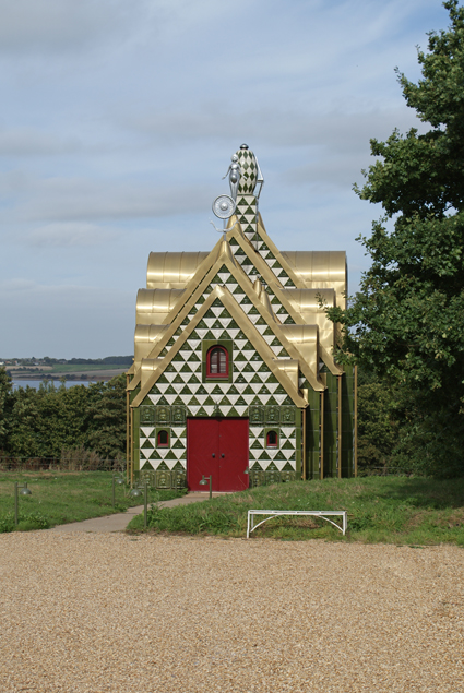 Greyson Perry's 'A House for Essex' Wrabness