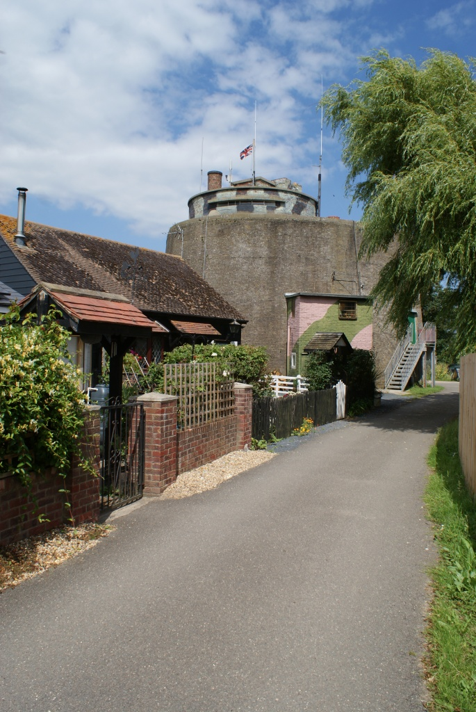Point Clear Martello Tower and museum