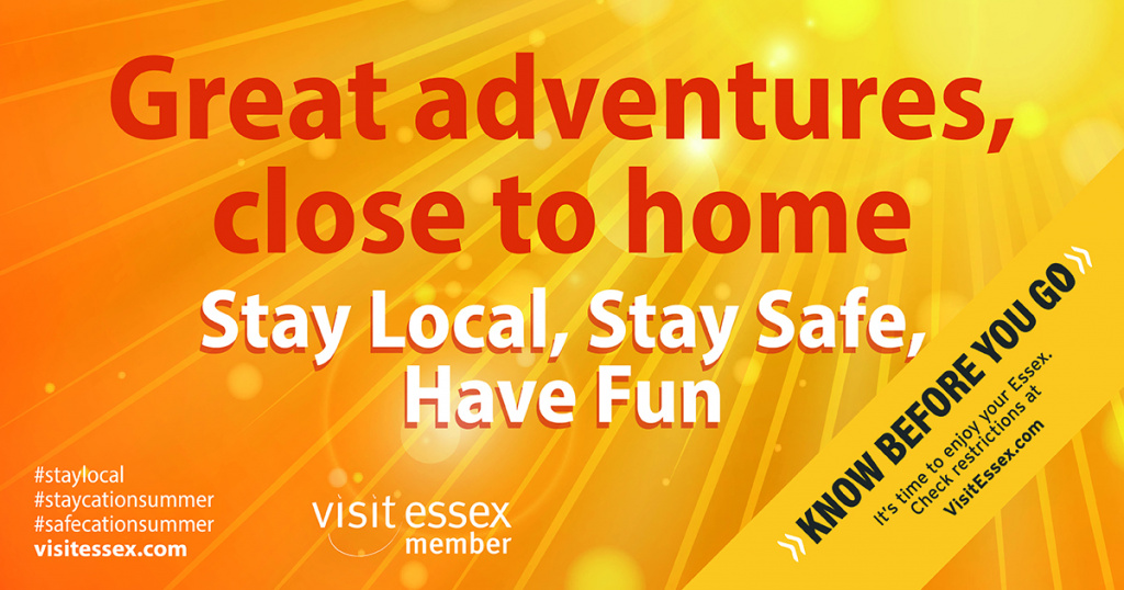 Stay local, Stay safe, Have fun