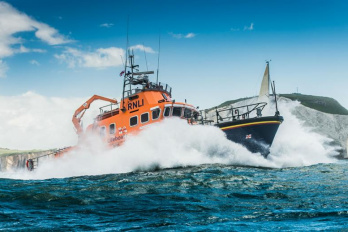 RNLI – sea safety
