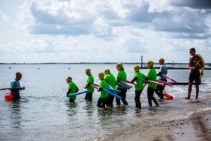 Sea Swim safety lessons return to Tendring