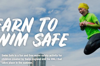 Swim Safe – Swim England and the RNLI's free water safety sessions