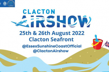 Dates for the 2022 Clacton Airshow announced!